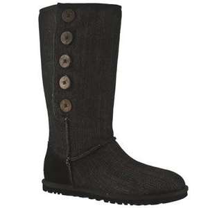 Womens Ugg Lo Pro Button Denim Boots now £64.99 delivered from Schuh all sizes from 3-7