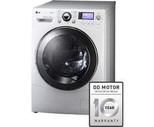 LG 11kg Steam Direct Drive F1443KDS Washing Machine Freestanding White £792 @ Appliances Online