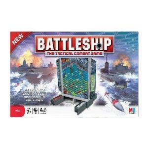 Hasbro Battleship Game half price @ Amazon, now £5.99 del