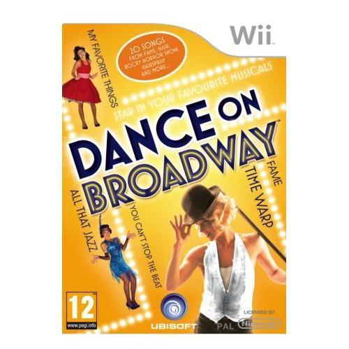 Dance On Broadway Nintendo Wii £7.99 Delivered @ play.com