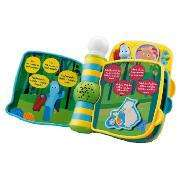 V TECH IN THE NIGHT GARDEN NURSERY BOOK £8.00 CLICK AND COLLECT @ TESCO