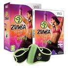 Wii Zumba Fitness (With Belt) £17.99 delivered @ Play + Quidco