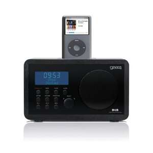 Gear4 KRG-D50 DAB Radio With Dock For iPod - Only £29.99 delivered @ HMV