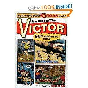 The Best of the Victor: The Top Boys' Paper for War, Sport and Adventure!(Hardback) £6.69 delivered @ Amazon.