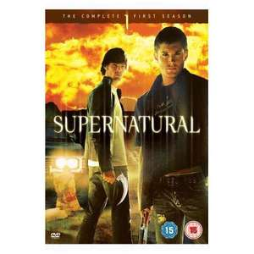 Supernatural: Complete Season 1: 6DVD: Box Set only £4.79 delivered @ Play
