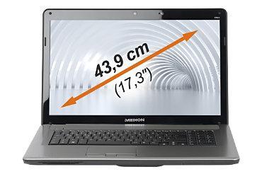"""MEDION® AKOYA® P7615 17.3"""" Laptop (MD97516) £505.95 deliverered"""
