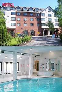 The Britannia Country House Hotel in Manchester - Dinner B&B £50 per room