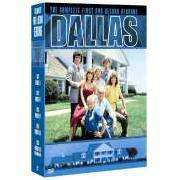 Dallas: The Complete Season 1 And 2 Box Set on DVD. £6.99 @ Play.