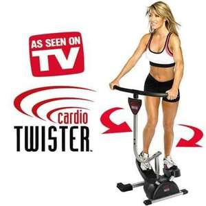 Cardio Twister - (rrp £99.99) £49.99 delivered @ Planet Gizmo (ebay)