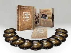 The World At War: The Ultimate Restored Edition DVD - £16.15 @ thehut with code DVD10