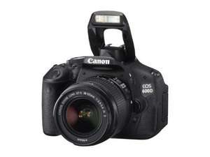 Canon EOS 600D 18-55 IS DSLR £664.99 USING CODE @ BEST BUY, ALSO MINUS 10% QUIDCO