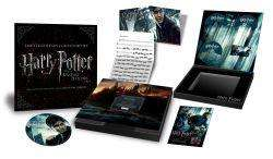 Harry Potter & The Deathly Hallows: Part 1:  2cd + Bonus Dvd + Bonus 7inch Soundtrack Set @ HMV £24.99