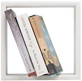Waterstones online - 50% off the coolest bookshelf for summer! Using code