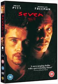 Se7en (DVD) for £3 @ Tesco Entertainment