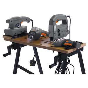 Power Force 5 Piece Power Tool Bundle - Reduced from £120 to £39.00 Instore @ Tesco