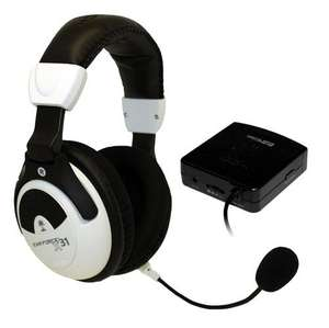 Turtle Beach XBOX 360 Ear Force X31 Gaming Headset just £45.00 @ Tesco Outlet