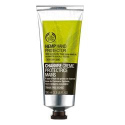 Hemp hand cream Body Shop £5
