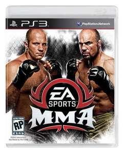 EA Sports MMA (PS3) - £4.99 @ Argos