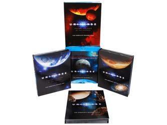 The Universe: Season 1-4 Blu-ray Boxset - £22.98 - Bid TV
