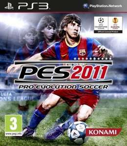 Pro Evolution Soccer 2011 (PS3) (Preowned) - £10.99 @ Argos