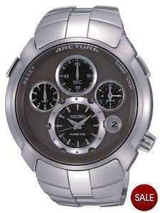 50%off Seiko Gents Limited Edition Arctura Kinetic Chronograph Watch  £1,750 @ very.co.uk