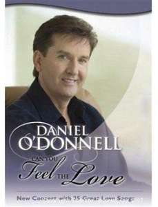 DANIEL O'DONNELL.CAN YOU FEEL THE LOVE  £1 @ ebay tesco