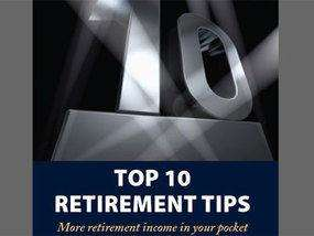 Free 'Top 10 Retirement Tips'  16 page Retirement guide at the Daily Express