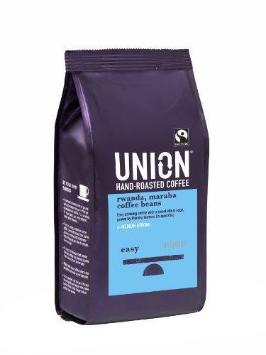 UNION Fairtrade Rwanda, Maraba Coffee only 87p was £3.49 @ Sainsbury's
