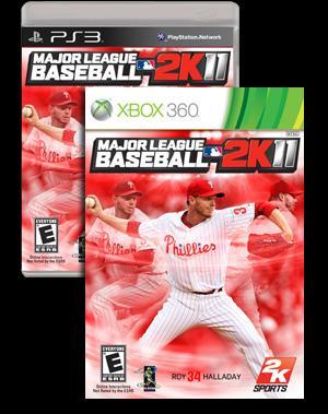 Major League Baseball 2k11  Xbox 360 and PS3 Pre-order @ HMV
