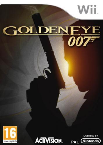 Goldeneye 007 Wii +  Goldeneye T Shirt 9.99 @ shopto