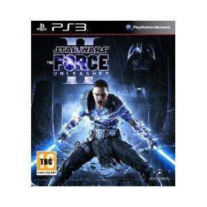 Star Wars The Force Unleashed II (PS3) - £11.95 Delivered @ My Memory