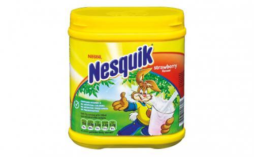 Nesquik Milkshake Powders 500g £1.65 at Lidl & 300g £1 at Asda