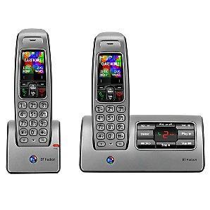 BT Hudson 1502 Digital Telephone and Answering Machine John Lewis £35 was £59.95