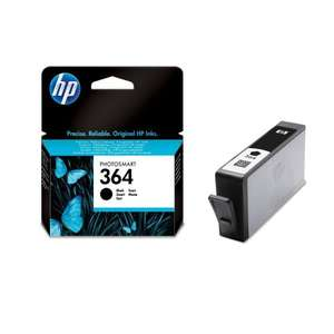HP 364 Black and Colour Ink Cartridges only £5.99 Delivered @ Comet