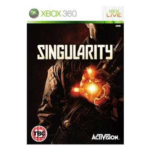 Singularity(Xbox/PS3) £9.99 Delivered @ Play