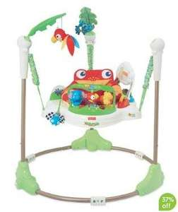 FISHER PRICE RAINFOREST JUMPEROO  @ MOTHERCARE for £49.96