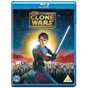 Star Wars - The Clone Wars Blu-ray £6.49 @ amazon