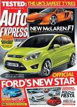 AUTO EXPRESS MAGAZINE 6 ISSUES+free 26 PIECE TOOLKIT £1