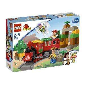 LEGO DUPLO Toy Story The Great Train Chase half price @ Amazon now £17.99 del