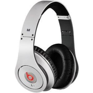 Monster Beats by Dr. Dre Studio High-Definition Headphones - White - £199.88 @ Amazon
