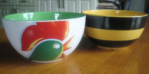 Kellogg's Cereal Bowls 50p @ ASDA