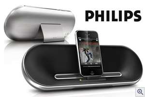 Philips Fidelio DS7550/05 iPod/iPhone Speakers (Factory Fefurb) £40.98 eBay shop / telephonesonline