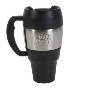 Fatboy Giant Travel Mug £3.99 @ play