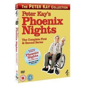 Peter Kay's Phoenix Nights - Series 1 and 2 Box Set [DVD] @ amazon  £9.37