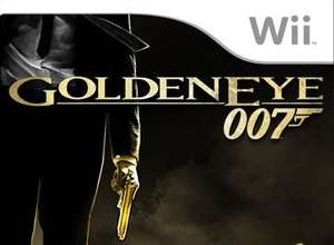 Goldeneye 007 (Wii) + Free T-Shirt - £9.85 @ Shopto