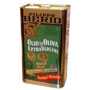 Filippo Berio Extra Virgin Olive Oil 3 litre tin £7.00 Asda in store