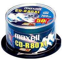 Maxell CD-R 700MB (80 Mins) 50 Pack CakeBox only £4.99 @ Lidl instore