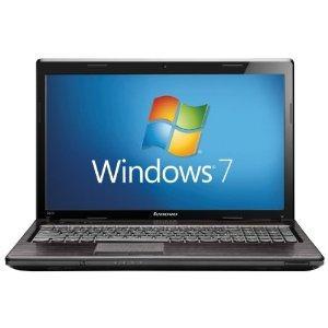 Lenovo G570 15.6 inch Notebook (Core i5-2410M, RAM 6GB, HDD 640GB, DVDRW, Windows 7 Home Premium) - Black - Amazon - £499.99