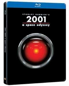 Do you like Blu-ray Steel Books? Check out the 2001 a Space Odyssey Steel Book! £17.05 @ Amazon Canada