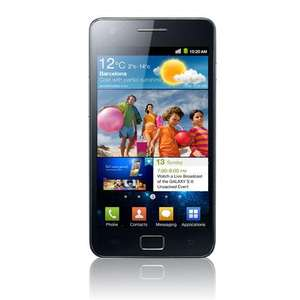 Free Samsung Galaxy S 2 + £25 redemption cashback + £30 quidco for £24.50 24m @ Into Mobile Phones